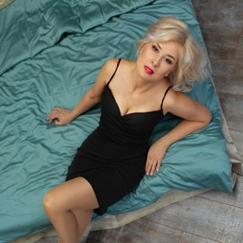 Pretty miss Anfisa, 47 yrs.old from Nikolaev, Ukraine