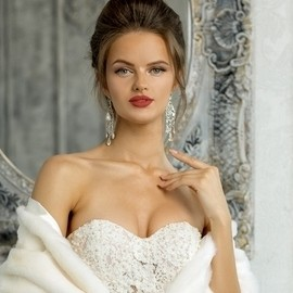 Pretty bride Natalia, 23 yrs.old from St. Petersburg, Russia
