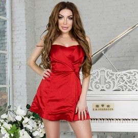 Charming pen pal Naylya, 31 yrs.old from Kiev, Ukraine
