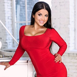Single wife Lyudmila, 19 yrs.old from Kyiv, Ukraine