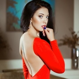 Charming miss Karina, 24 yrs.old from Kiev, Ukraine