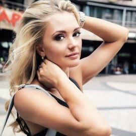 Single miss Anna, 36 yrs.old from Kiev, Ukraine