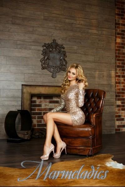 Charming miss Anna, 37 yrs.old from Kiev, Ukraine
