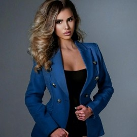 Hot girlfriend Anna, 27 yrs.old from Milan, Italy