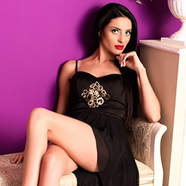 Charming bride Alla, 30 yrs.old from Simferopol, Russia