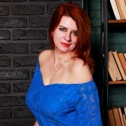 Pretty bride Elena, 44 yrs.old from Kiev, Ukraine