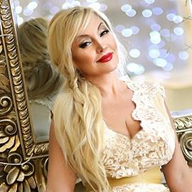 Beautiful bride Lyudmila, 55 yrs.old from Kharkov, Ukraine