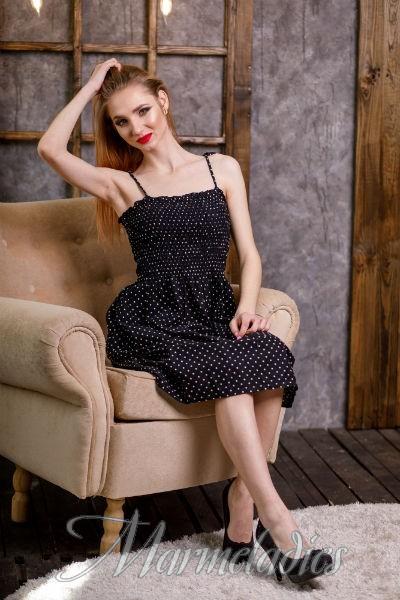 Pretty girlfriend Ekaterina, 20 yrs.old from Kropivnitsky, Ukraine