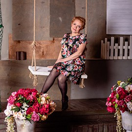 Hot mail order bride Elena, 49 yrs.old from Pskov, Russia