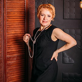 Charming mail order bride Elena, 49 yrs.old from Pskov, Russia