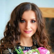 Hot mail order bride Natalia, 33 yrs.old from Dnipro, Ukraine