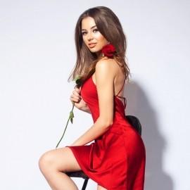 Pretty woman Alina, 22 yrs.old from Saint Petersburg, Russia