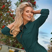 Single bride Galina, 33 yrs.old from Sevastopol, Russia