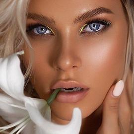 Pretty girl Anastasiya, 22 yrs.old from Novosibirsk, Russia