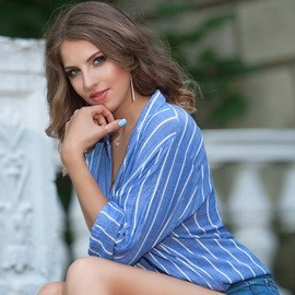 Amazing wife Elena, 21 yrs.old from Odessa, Ukraine