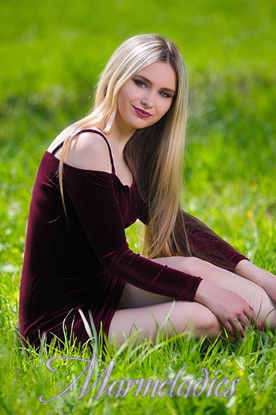 Single woman Valeriya, 18 yrs.old from Konstantinovka, Ukraine