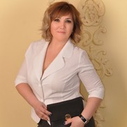 Charming miss Elena, 44 yrs.old from Kharkov, Ukraine