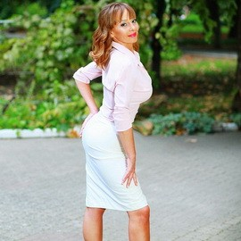 Nice lady Tatiana, 43 yrs.old from Odessa, Ukraine