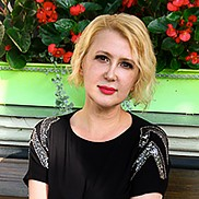 Gorgeous mail order bride Inna, 51 yrs.old from Pskov, Russia