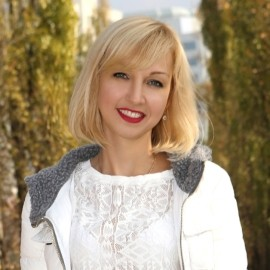 Nice miss Alena, 42 yrs.old from Kiev, Ukraine
