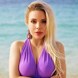 Charming mail order bride Irina, 40 yrs.old from Istanbul, Turkey
