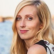 Single woman Anna, 40 yrs.old from Saint-Petersburg, Russia