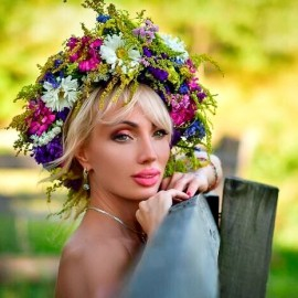 Single girlfriend Svetlana, 48 yrs.old from Donetsk, Ukraine