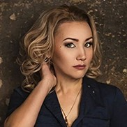 Gorgeous bride Irina, 41 yrs.old from Novosibirsk, Russia