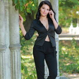 Charming wife Elena, 22 yrs.old from Odesa, Ukraine