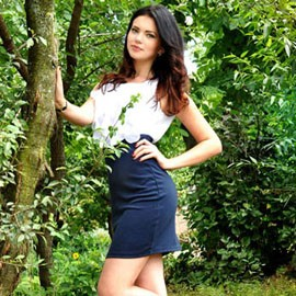 Pretty wife Juliya, 24 yrs.old from Kharkiv, Ukraine