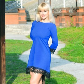 Pretty girlfriend Anna, 30 yrs.old from Sumy, Ukraine