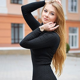 Charming miss Juliya, 27 yrs.old from Melitopol, Ukraine