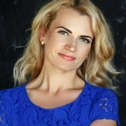 Single miss Maria, 35 yrs.old from Kiev, Ukraine