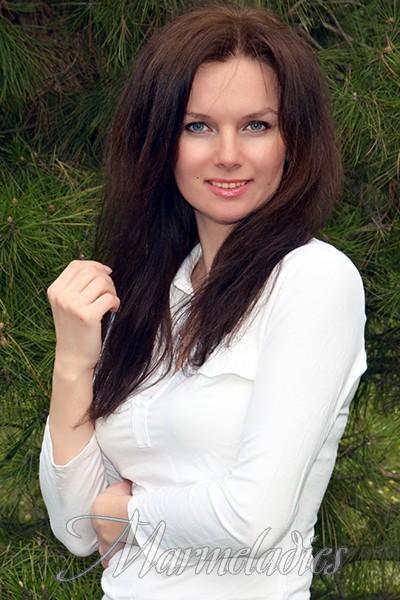 Single bride Elena, 41 yrs.old from Zaporozhye, Ukraine