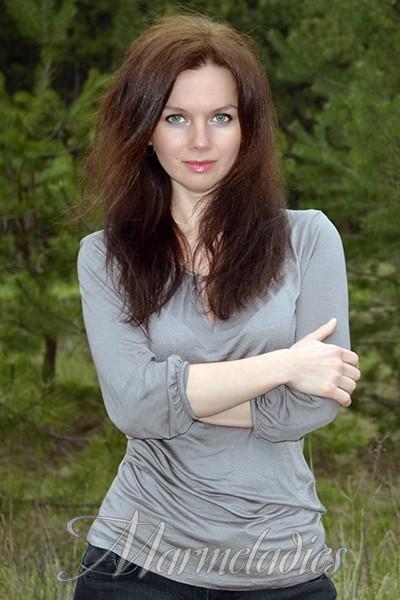 Beautiful bride Elena, 41 yrs.old from Zaporozhye, Ukraine
