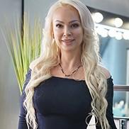 Gorgeous bride Tatyana, 40 yrs.old from Melitopol, Ukraine
