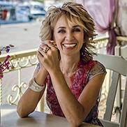 Pretty bride Oksana, 52 yrs.old from Sevastopol, Russia