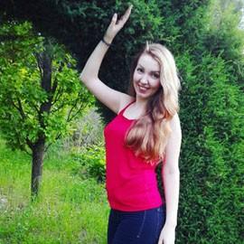 Single wife Yana, 25 yrs.old from Kharkiv, Ukraine