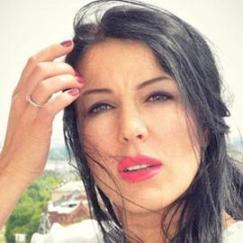 Charming wife Tatyana, 46 yrs.old from Kharkiv, Ukraine
