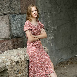 Charming wife Tatyana, 27 yrs.old from Pskov, Russia