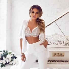 Beautiful girlfriend Alevtina, 26 yrs.old from Kiev, Ukraine