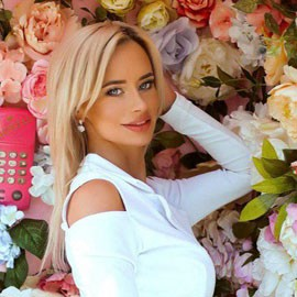 Pretty wife Zoya, 31 yrs.old from Kiev, Ukraine