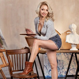 Charming girl Marina, 30 yrs.old from Vyshhorod, Ukraine