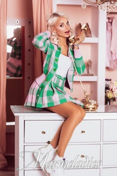 Charming girl Nadezhda, 26 yrs.old from Moscow, Russia