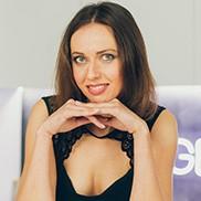 Nice lady Lyudmila, 39 yrs.old from Kiev, Ukraine