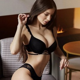 Nice mail order bride Anna, 23 yrs.old from St. Petersburg, Russia