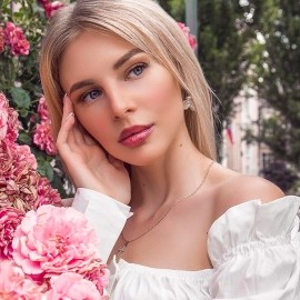 Pretty girlfriend Daria, 23 yrs.old from Rostov-on-Don, Russia