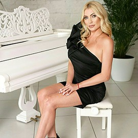 Gorgeous girlfriend Inna, 41 yrs.old from Kiev, Ukraine