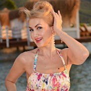 Beautiful girlfriend Julia, 41 yrs.old from Kiev, Ukraine
