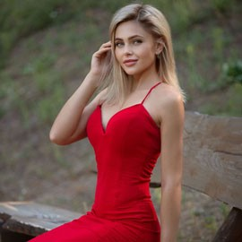 Gorgeous bride Viktoria, 34 yrs.old from Cherkasy, Ukraine